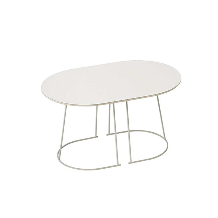 small Airy Coffee Table in off-white