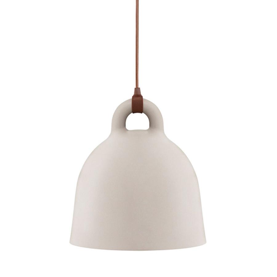 Normann Copenhagen  |  Bell Lamp Sand Small