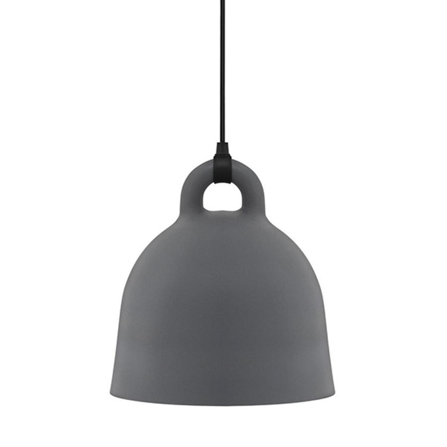 Bell Lamp by Normann Copenhagen in grey