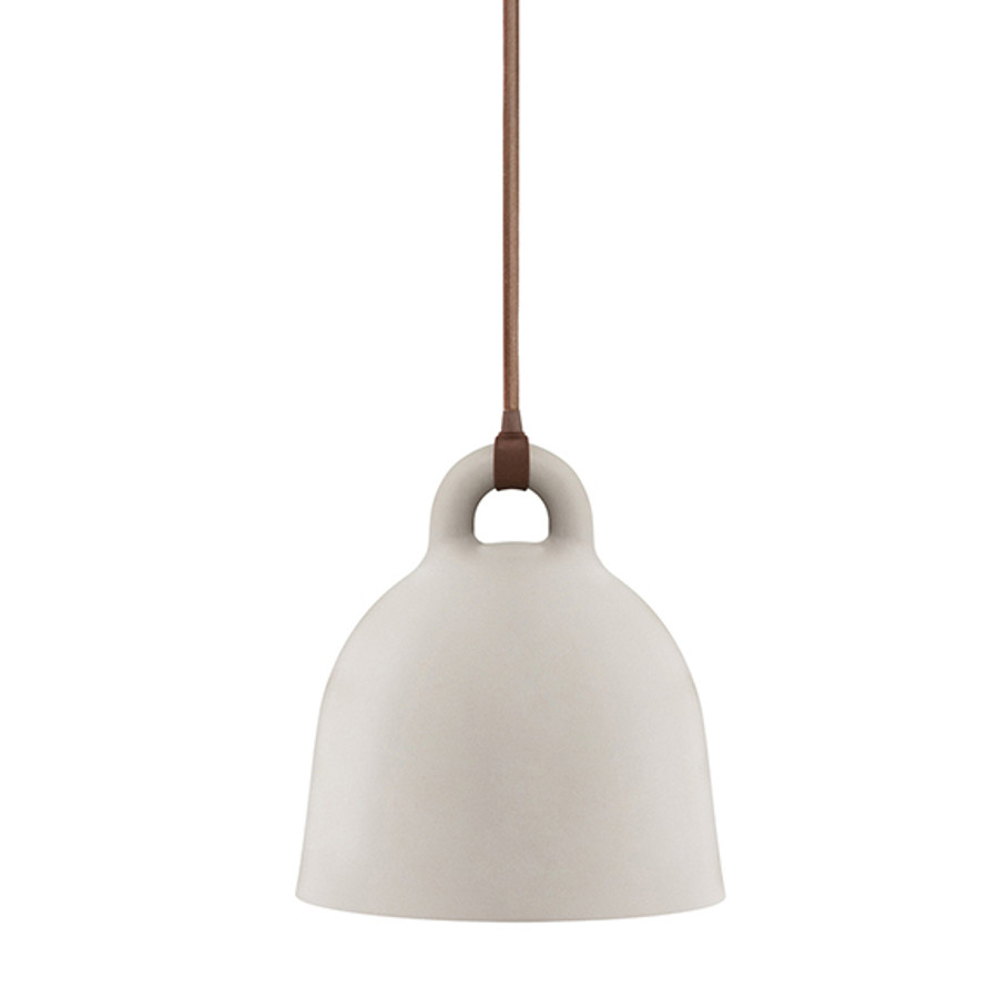 Normann Copenhagen Bell Lamp X-Small in Sand