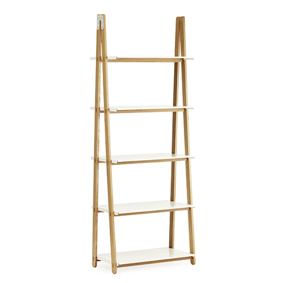 Inspired by the ladder - a new flexible piece of furniture ideal for storage.