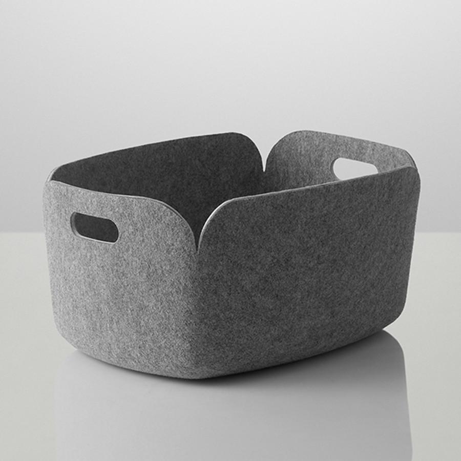 Muuto Restore Basket in Grey