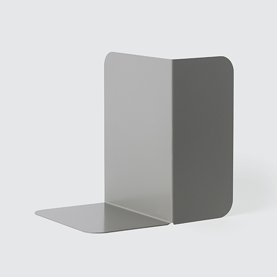 Muuto Compile Bookends in grey