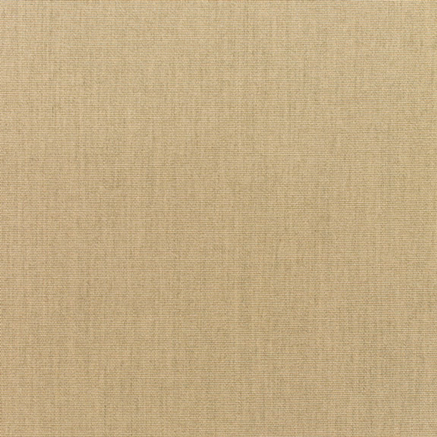 The Sunbrella Canvas Wicker fabric comes in a gorgeous shade of beige