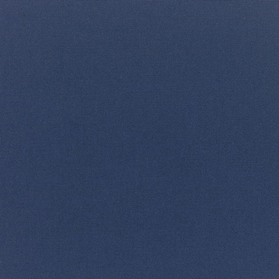 The Sunbrella Canvas Deep Water Blue fabric comes in a beautiful shade of blue