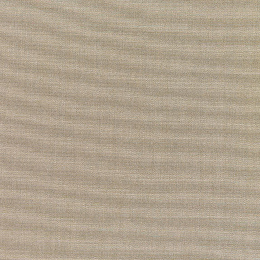 The Sunbrella Canvas Natural Taupe fabric offers an ideal combination of brown and grey.
