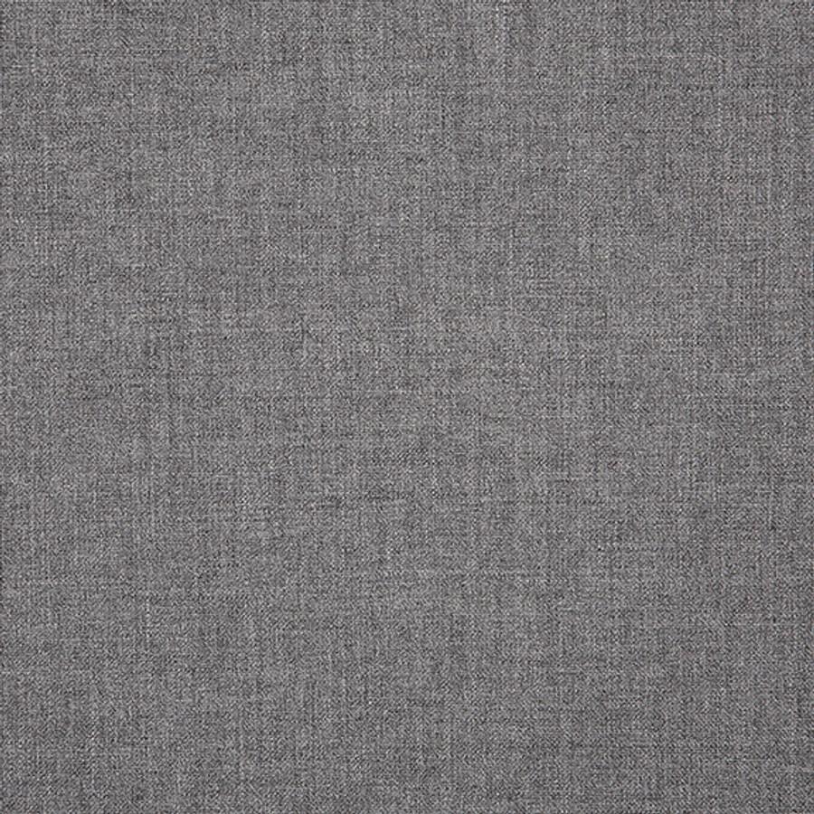 The Sunbrella Cast Armour fabric boasts a lovely shade of grey