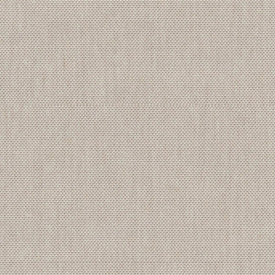 The Sunbrella Natte Fawn fabric comes in a beautiful shade of beige