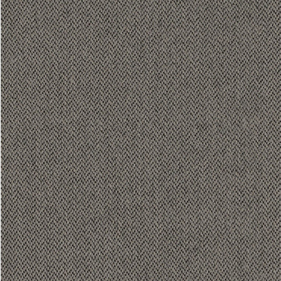 The Sunbrella Satin Moleskin fabric comes in a lovely shade of grey