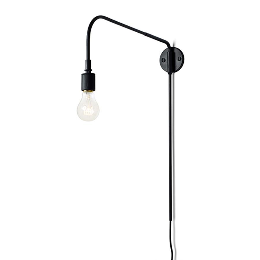 Menu Warren Lamp in Black