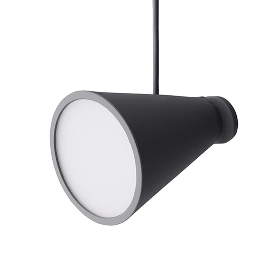 Menu Bollard Lamp in carbon