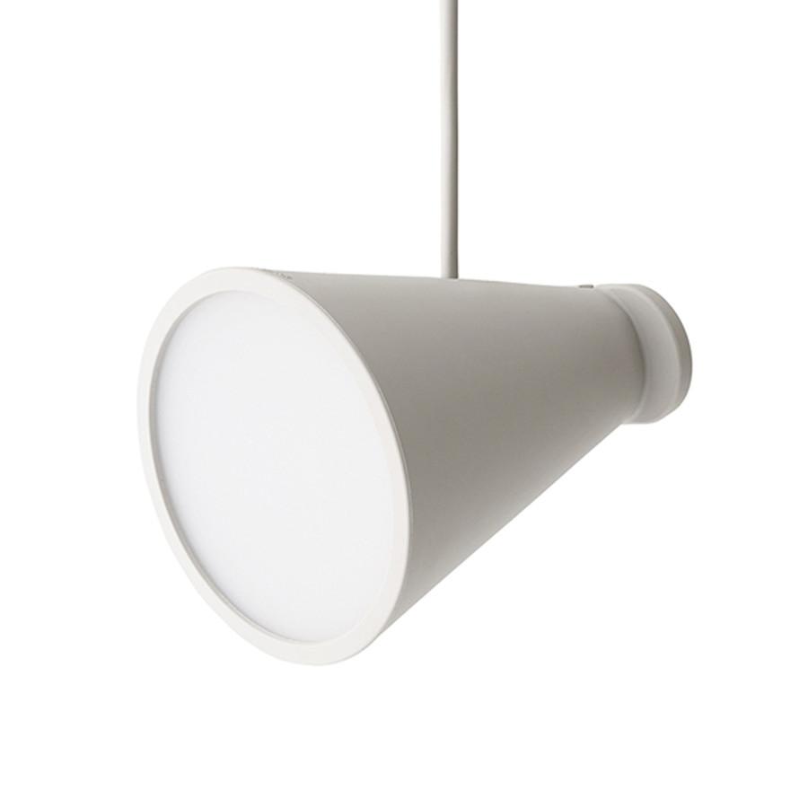 Menu Bollard Lamp in Ash