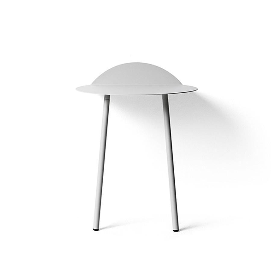 Menu Yeh Table in Low, Light Grey