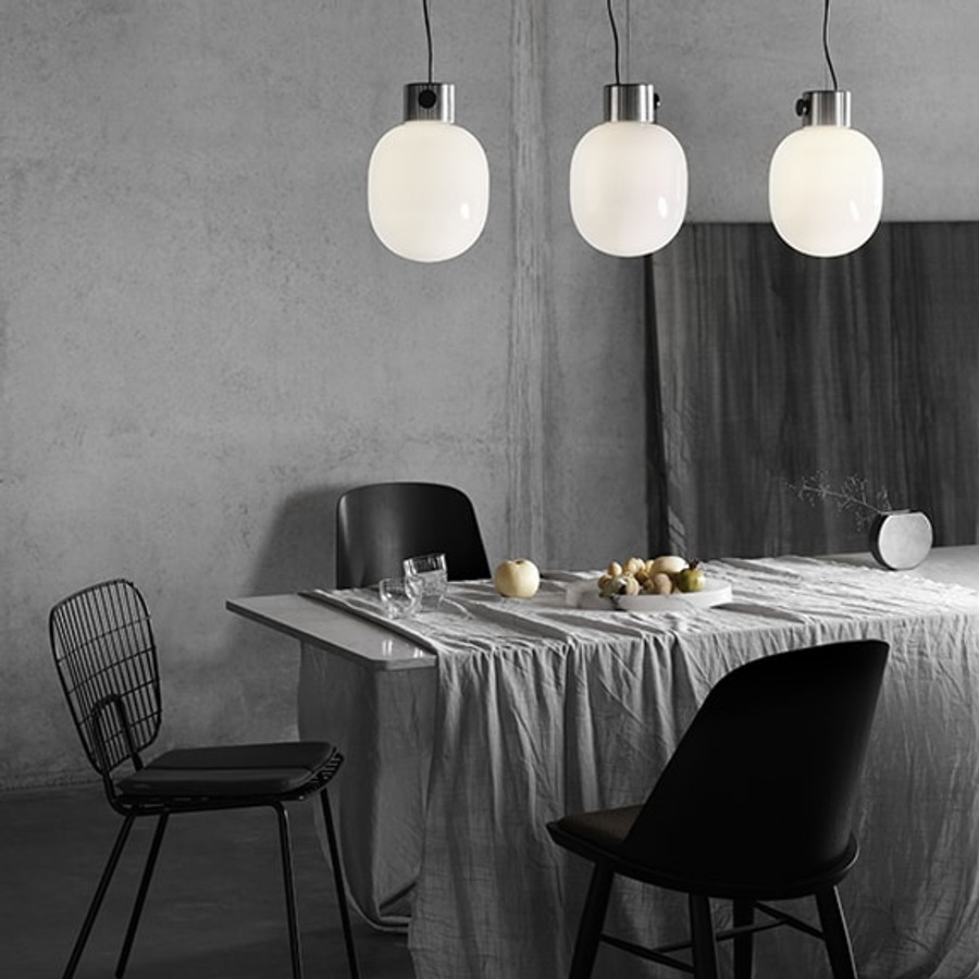 Menu JWDA Pendant Brushed Steel