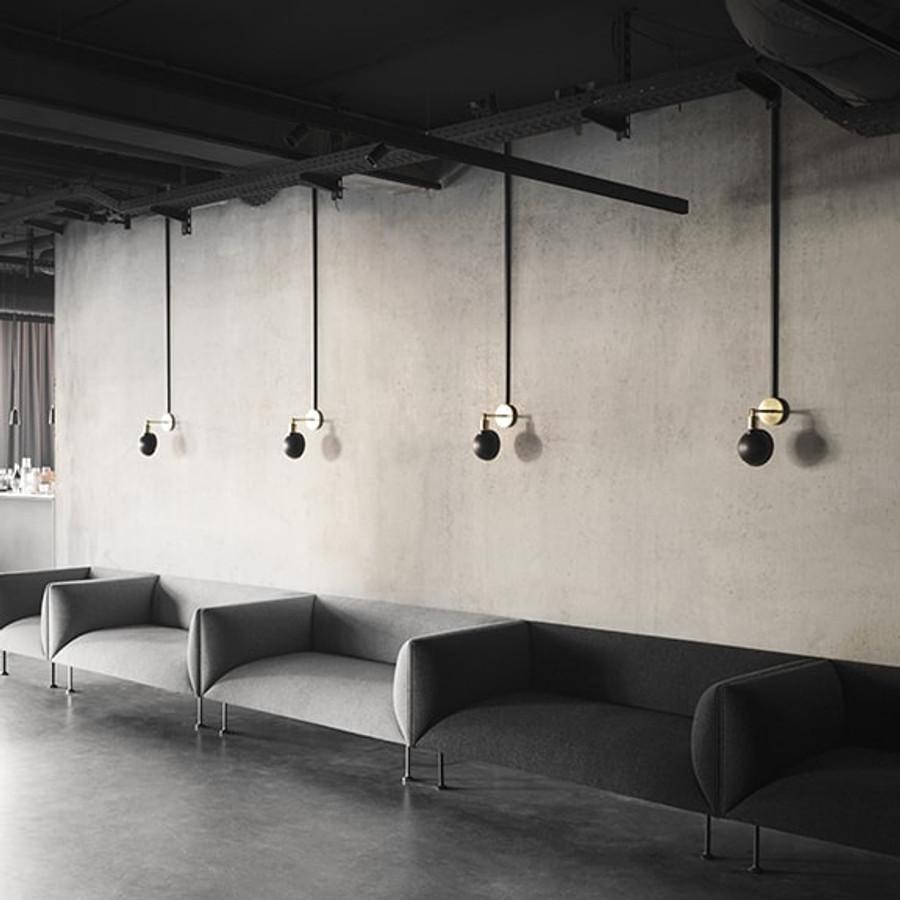 Menu Walker Ceiling or Wall Lamp