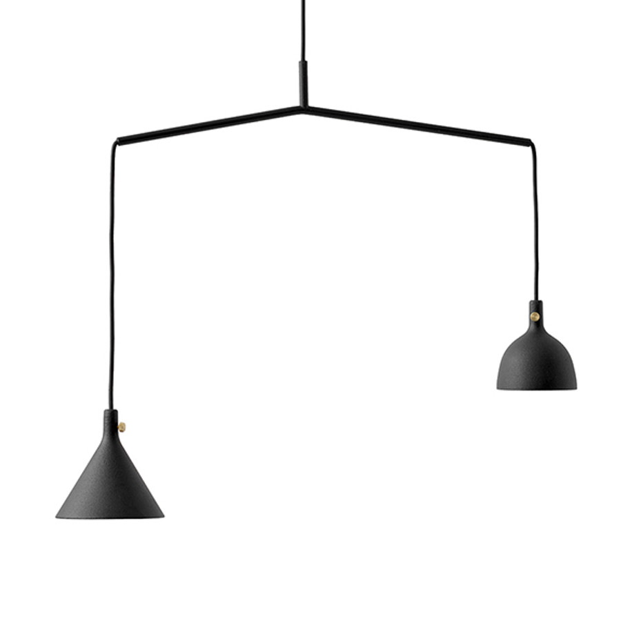 Menu Cast Pendant Shape 4