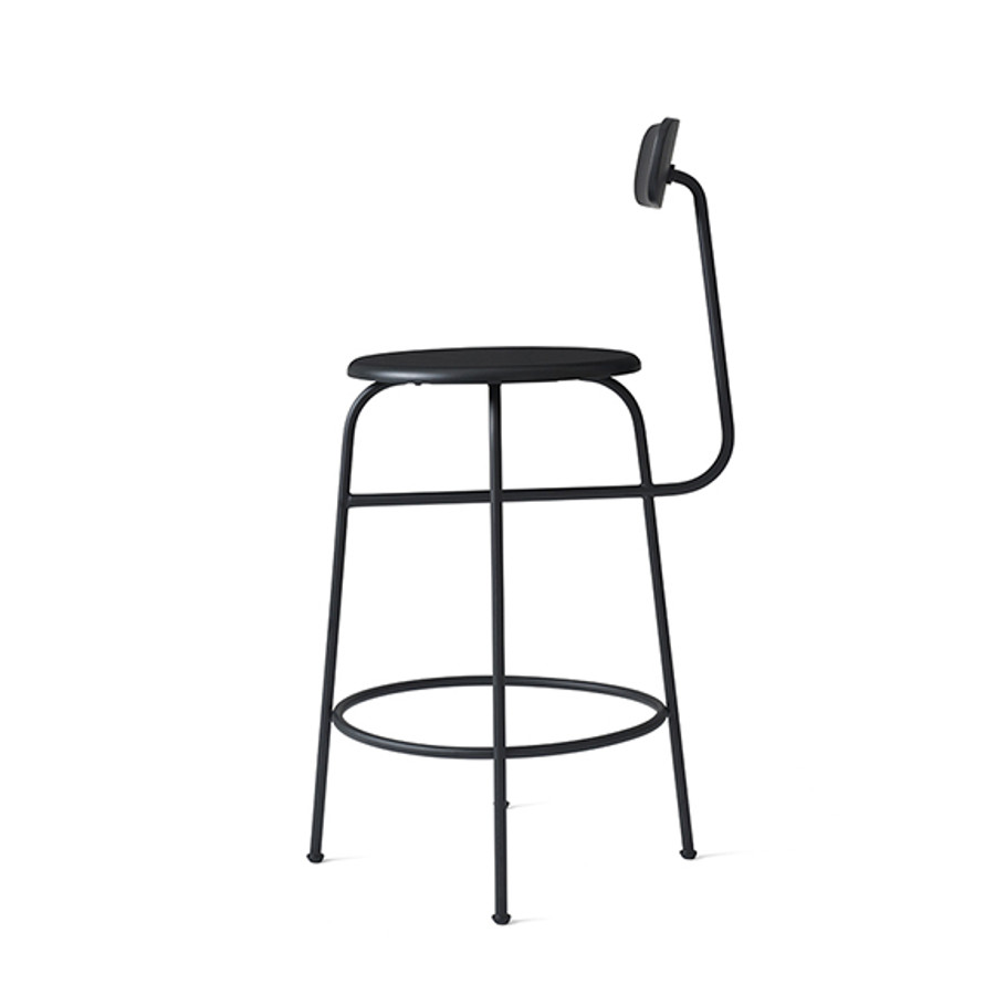 Menu Afteroom Counter Chair in black