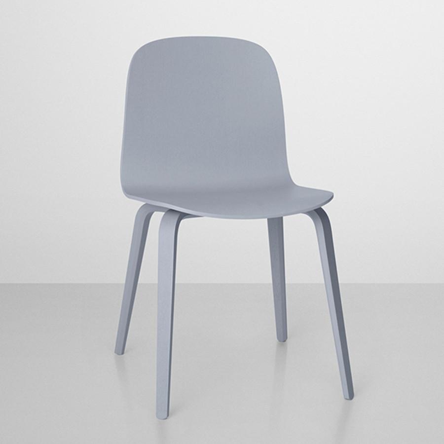 Visu chair in grey