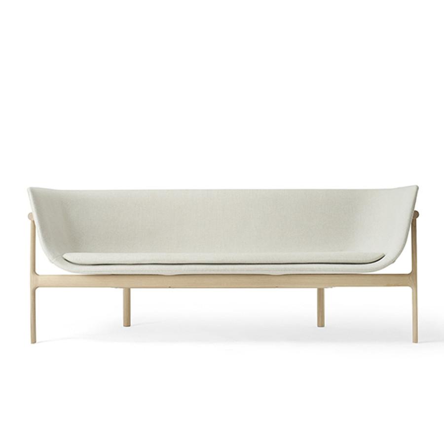 Menu Tailor Lounge Sofa in Natural Oak/Light Grey