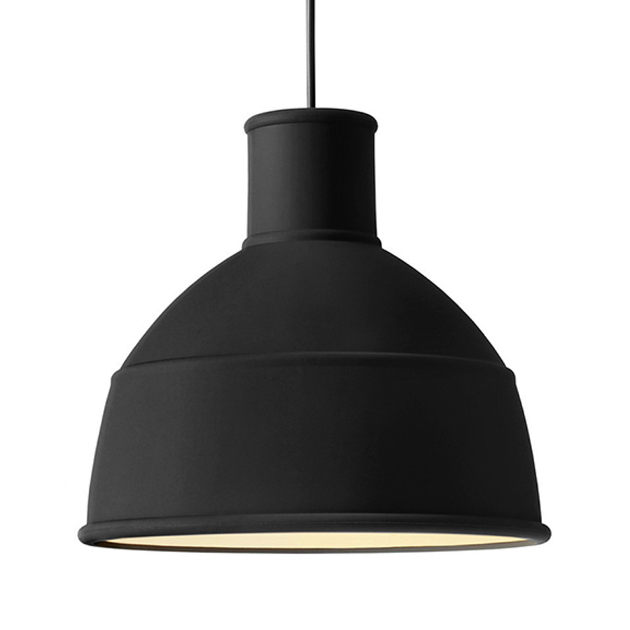 Unfold Lamp in black