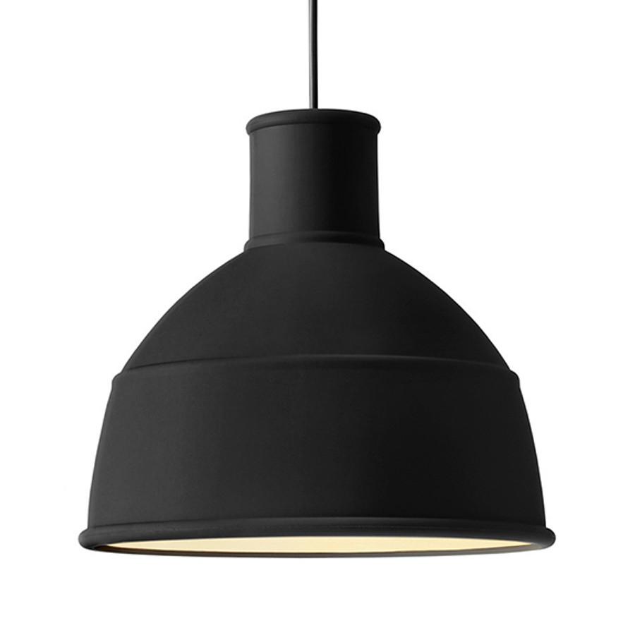 Unfold Lamp in black