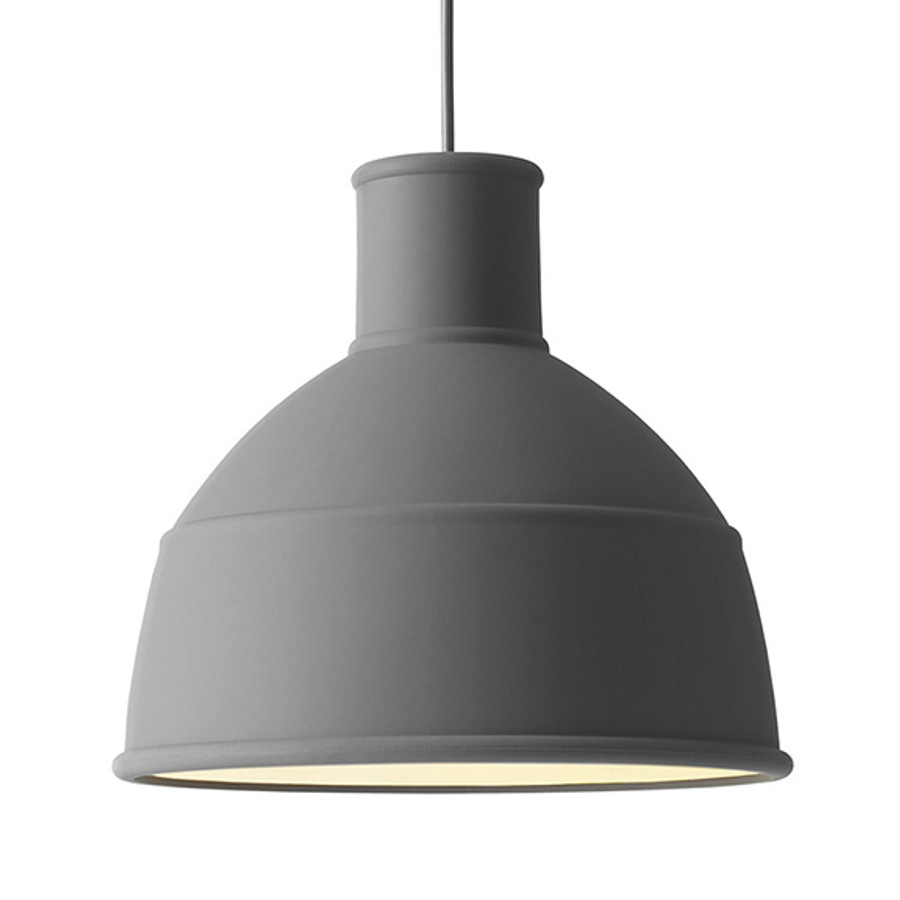 Unfold Lamp in grey