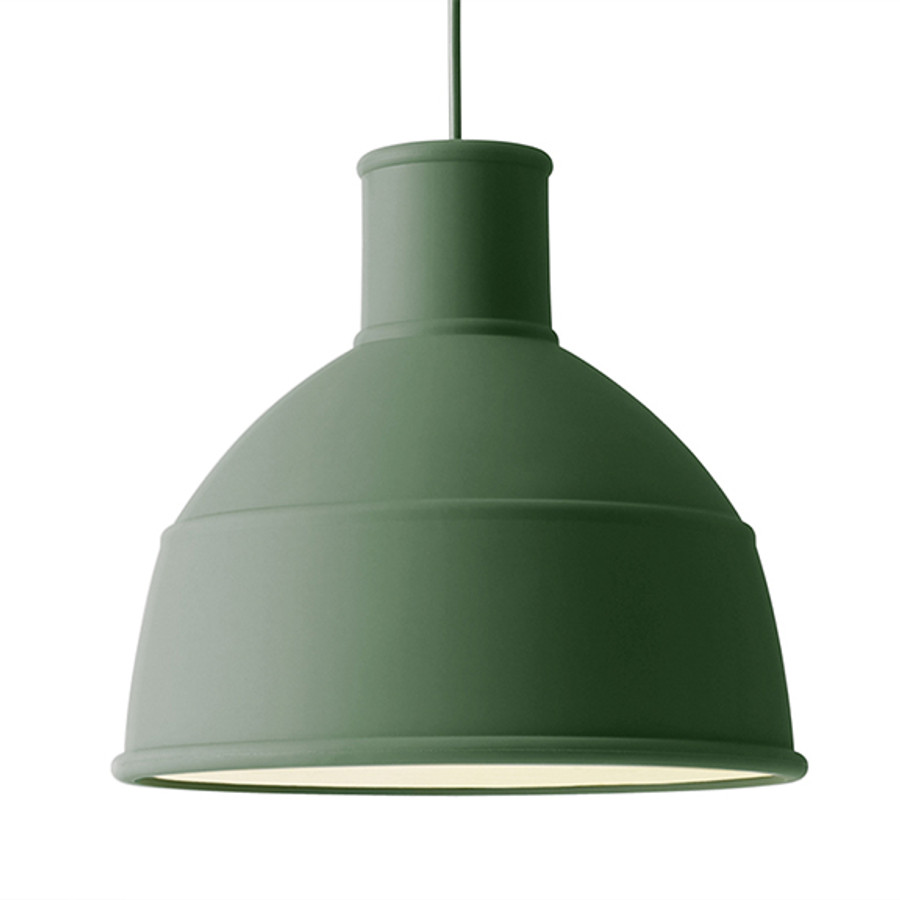 Muuto Unfold Pendant in green