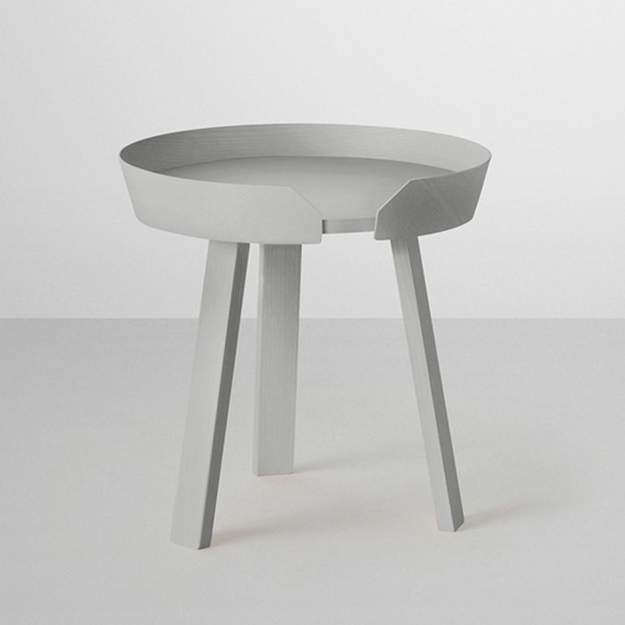 Muuto Around Table small in grey