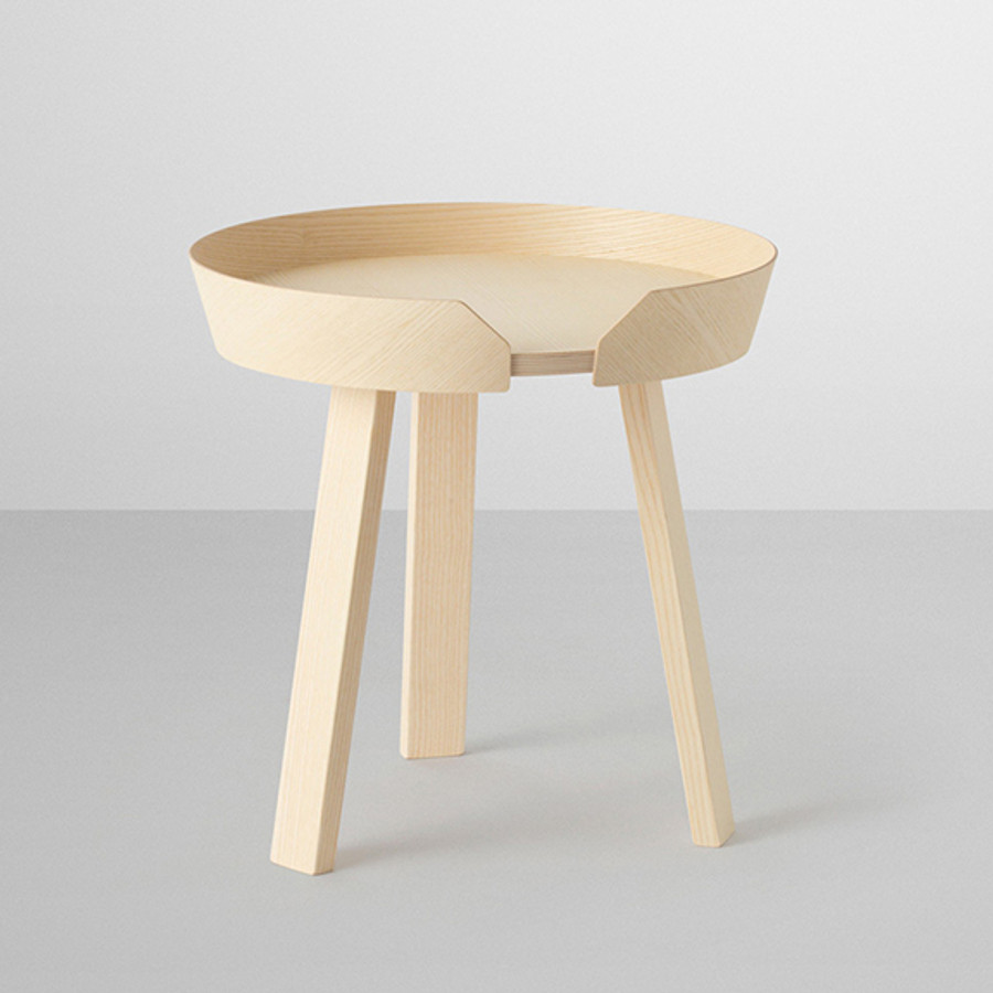 Muuto Around Table in ash