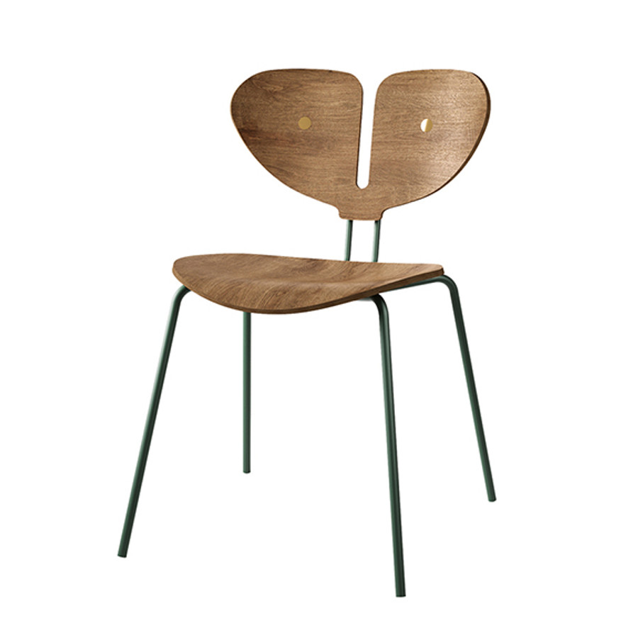Nordic Tales Moth Chair in Natural oiled oak