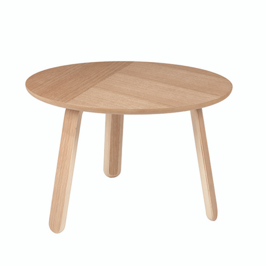 Gubi Paper Table Medium in Oak