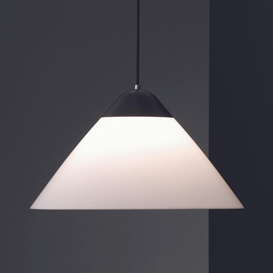 Hans J. Wegner, Opala Midi Pendant in black