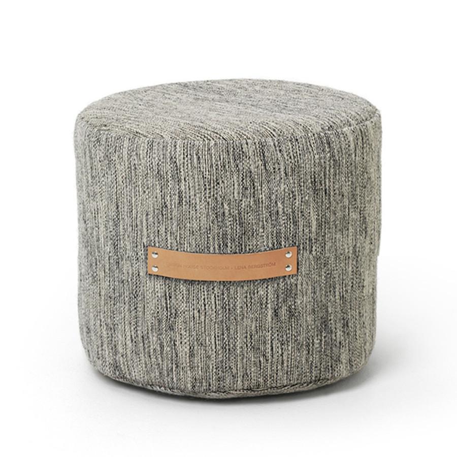 Bjork stool in light grey