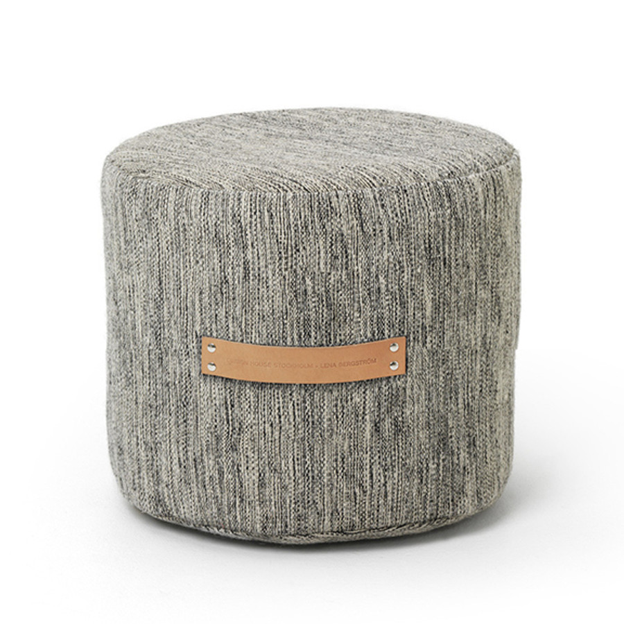 Bjork stool in light grey