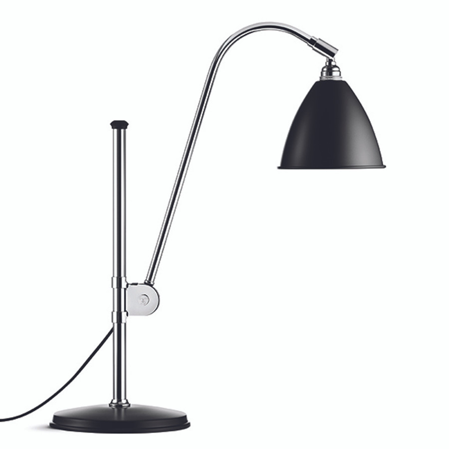 Gubi Bestlite Table Lamp BL1 in black/chrome