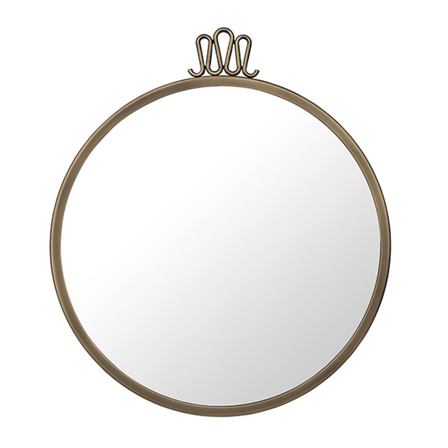 Gubi Randaccio Circular Wall Mirror