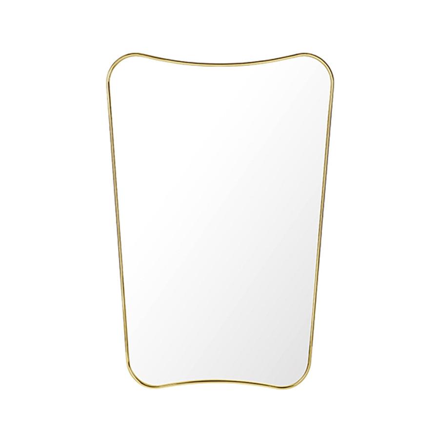 Gubi F.A.33 Rectangular Wall Mirror Medium