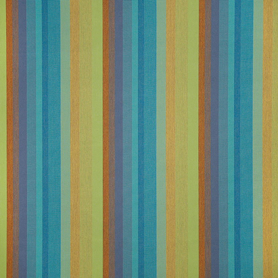The Sunbrella Astoria Pond fabric boasts a perfect mixture of blue/green and brown