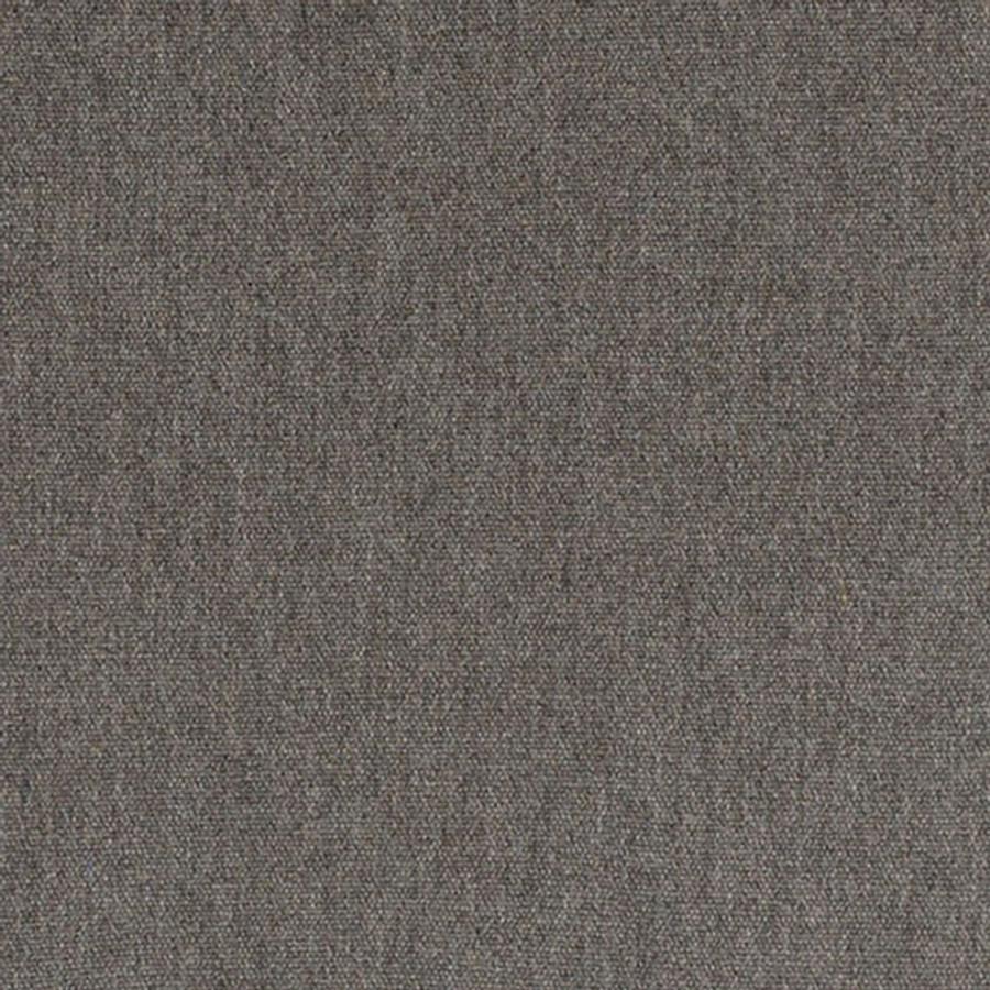 The Sunbrella Heritage Gun Metal fabric boasts a beautiful shade of grey