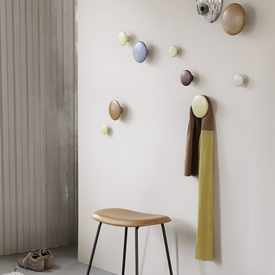 Muuto Dots are a friendly addition to any wall