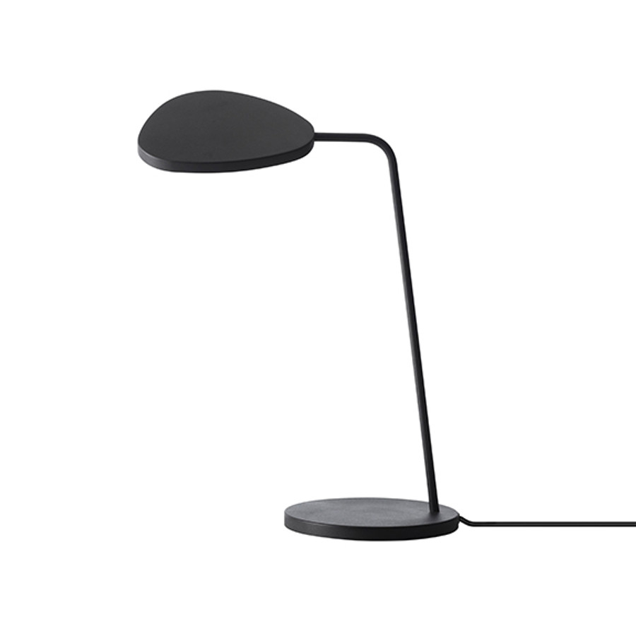 Muuto Leaf Table Lamp in black