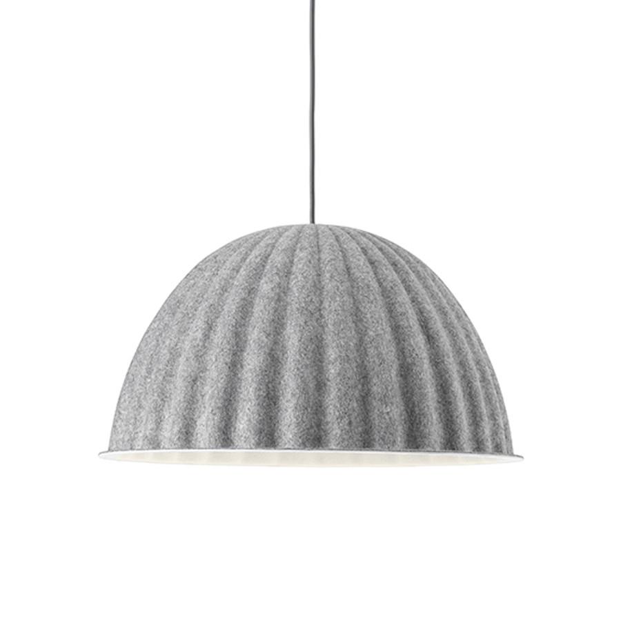 Muuto Under the Bell Pendant Mini Grey