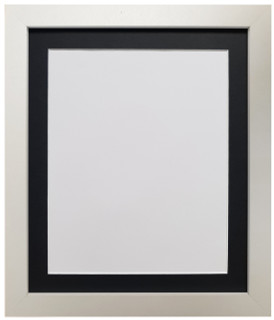 Copy of FRAMES BY POST H7 White Picture Photo Frame with Mounts