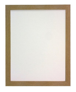 FRAMES BY POST 25mm wide H7 Oak Picture Photo Frame
