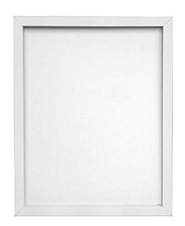 FRAMES BY POST 1 Inch Rio White Photo frame