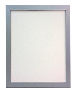 FRAMES BY POST 25mm wide H7 Silver Picture Photo Frame