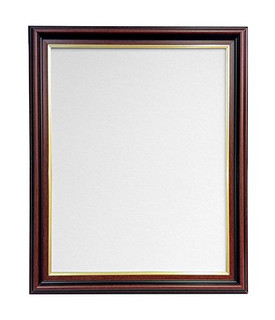 FRAMES BY POST AP-3320 Mahogany Picture Photo Frame in Various Sizes