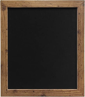 FRAMES BY POST 25mm wide H7 Rustic Oak Picture Photo Frame 25mm Wide with Black, White, Ivory, Pink and Light Blue Grey Backing Board
