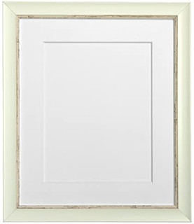 FRAMES BY POST White Nordic Photo Frame with Mounts