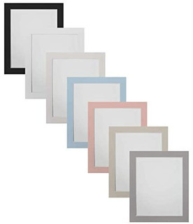FRAMES BY POST Single Black, White or Ivory Mounts